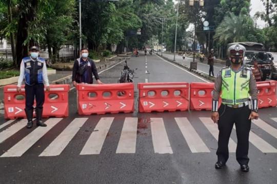 Polda Sumut: Mobilitas warga Medan turun drastis saat PPKM Darurat