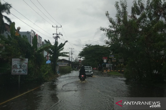 BMKG prakirakan hujan lebat terjadi di beberapa daerah