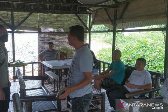 Imigrasi Sukabumi menangkap WNA China dan Malaysia di lokasi tambang