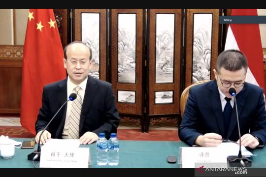 China tegaskan komitmen perkuat kerja sama vaksin dengan Indonesia