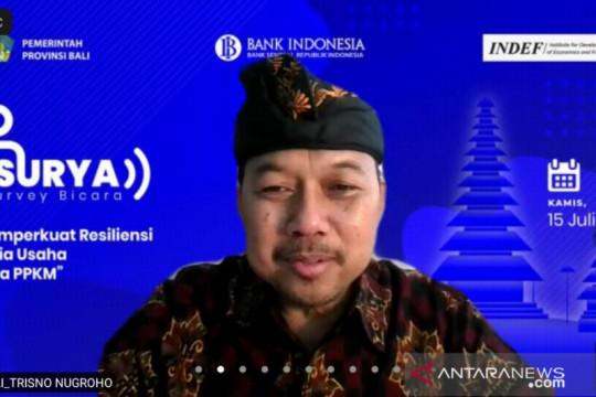 BI Bali: Kebijakan PPKM Darurat harus didukung semua pihak