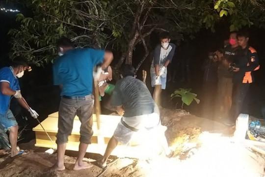 Dua jenazah teroris Poso dimakamkan di TPU Poboya