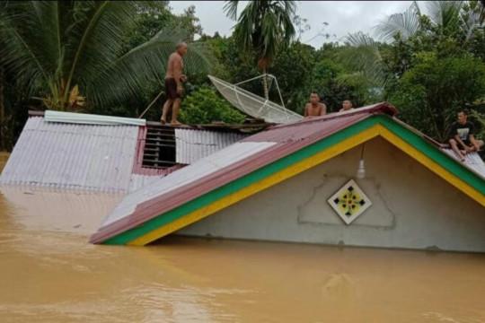 19.121 warga Kapuas Hulu terdampak banjir