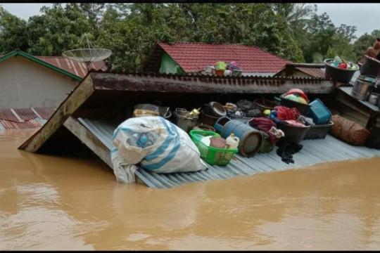 BNPB: Waspada dampak curah hujan 20-22 Juli di wilayah Kalbar