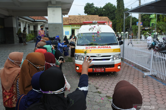 Satgas: Minggu, kasus meninggal dunia tertinggi COVID-19 di Jawa Timur