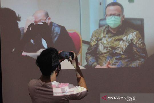 Hakim: Edhy Prabowo beri arahan bantu Fahri Hamzah-Azis Syamsuddin