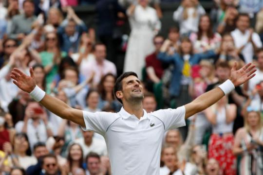 Novak Djokovic di ambang GOAT?
