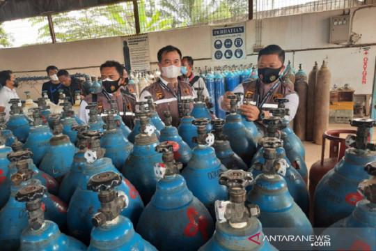 Pemakaian tabung oksigen di Jambi meningkat