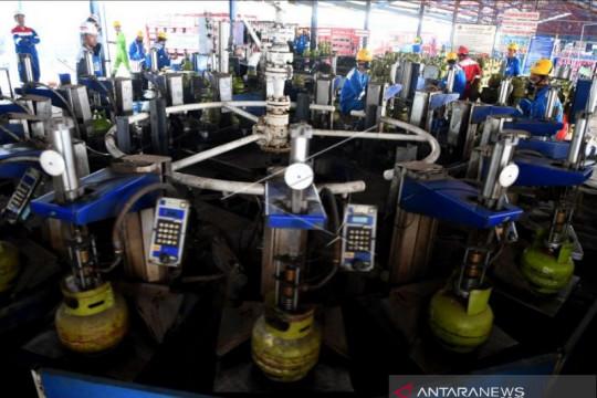 Pertamina prediksi konsumsi elpiji di Jatim naik 10 persen saat PPKM