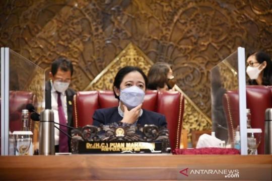 Ketua DPR minta pemerintah sampaikan evaluasi PPKM darurat