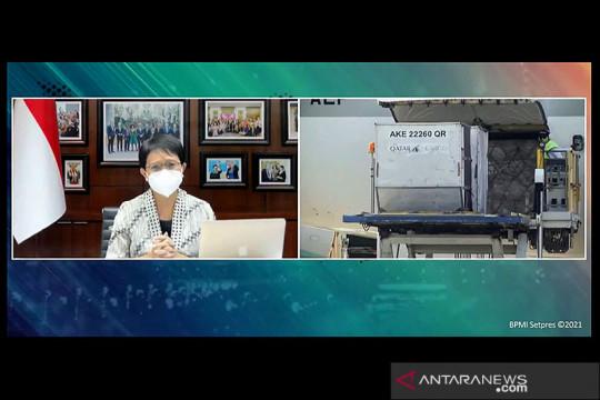 Indonesia kembali terima dukungan vaksin dari AS, Jepang