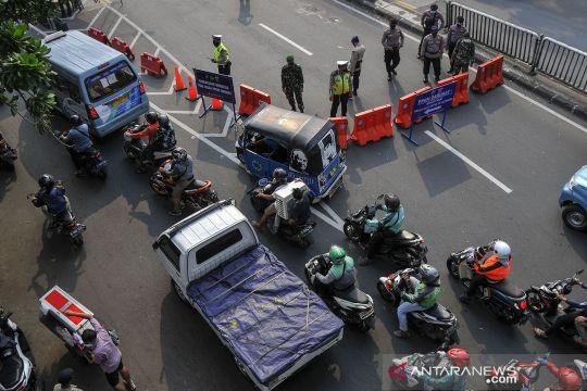 Penambahan 25 titik penyekatan PPKM Darurat keluar masuk Jakarta