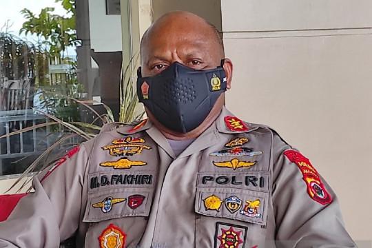 PSU di Kabupaten Boven Digoel diamankan 400 personel TNI-Polri