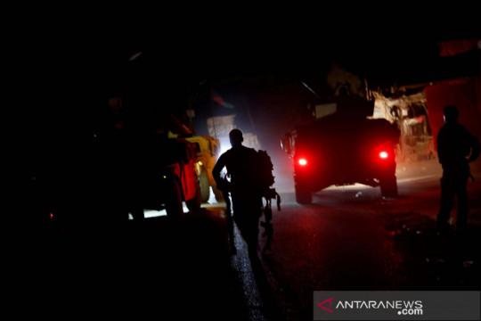 Tiga roket jatuh di dekat Istana Presiden Afghanistan saat shalat Ied