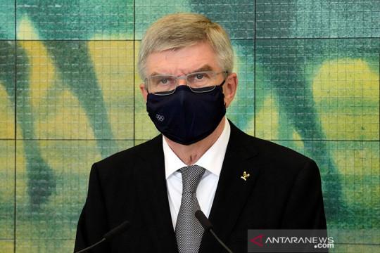 "Presiden IOC peringatkan atlet tidak ""demonstrasi politik"" di podium"
