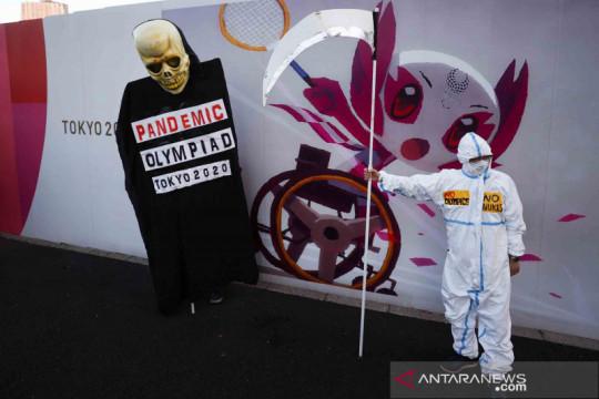 Panpel Olimpiade laporkan kasus COVID-19 pertama di Kampung Atlet