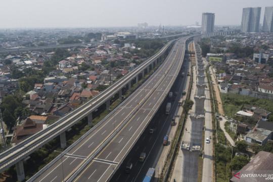 Jasa Marga sempurnakan sambungan badan Jalan Tol MBZ