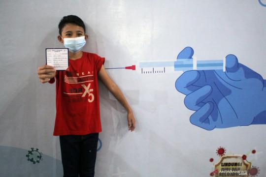 P2G : Pelaksanaan vaksinasi anak beriringan dengan vaksinasi guru