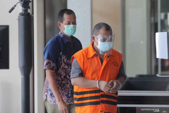 KPK perpanjang masa penahanan advokat Maskur Husain