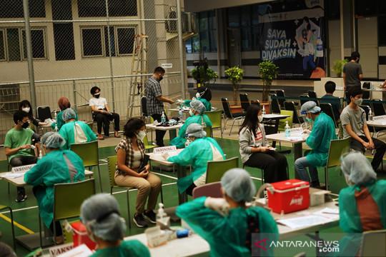 Sekolah Kristen IPEKA Pluit buka sentra vaksinasi COVID-19 pelajar