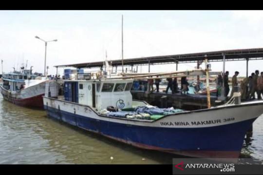 4 ABK KM Mina Maritim 138 Gorontalo Utara hilang dihantam gelombang