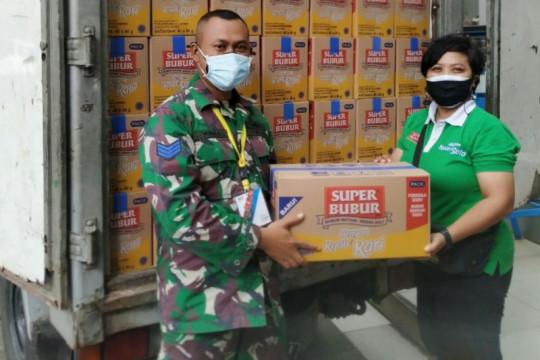 Wisma Atlet terima bantuan makanan untuk pasien dan tenaga kesehatan