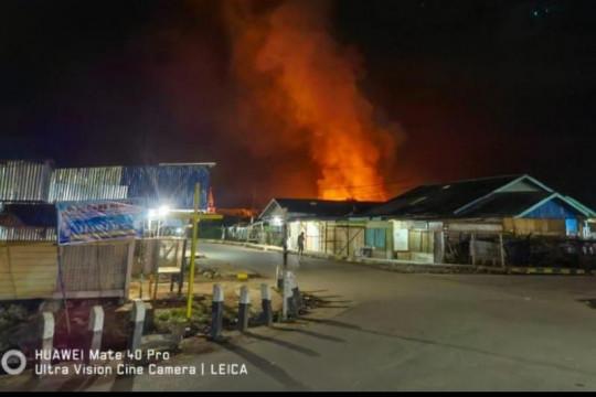 Danrem 173:  Satu warga sipil meninggal saat kebakaran di Dogiai