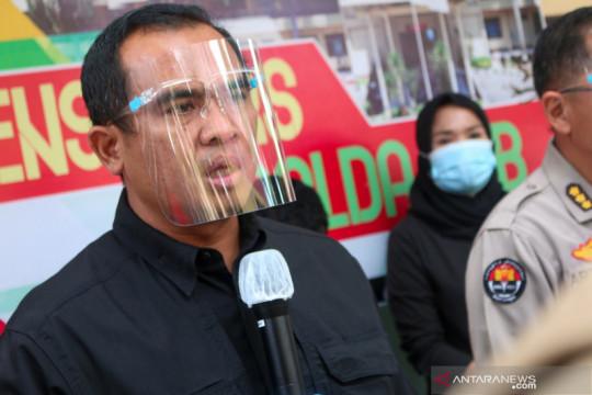 Polda NTB telusuri unsur pidana Anggota DPRD adu mulut di penyekatan