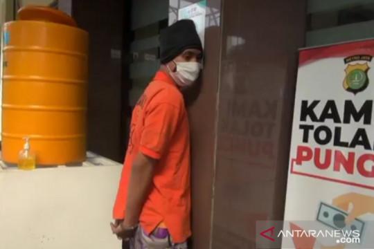 Buronan kasus pengeroyokan polisi ditangkap