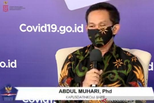 BNPB: Pelaku perjalanan internasional berhak lakukan PCR pembanding