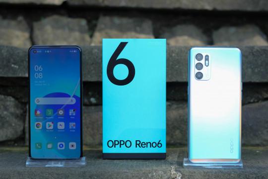 OPPO Reno6 resmi hadir di Indonesia, berapa harganya?