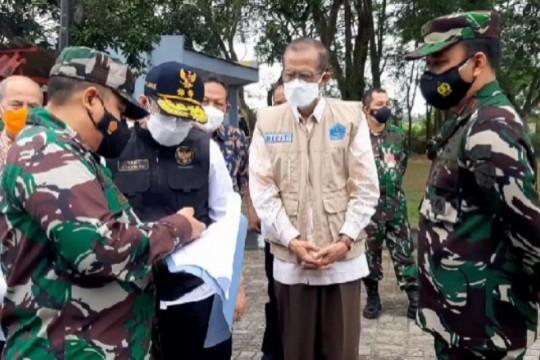 Wagub Jatim apresiasi dukungan TNI AU bantu ketersediaan oksigen medis