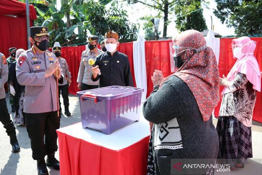 Kemarin, Kekebalan komunal segera terbentuk hingga UU Otsus Papua