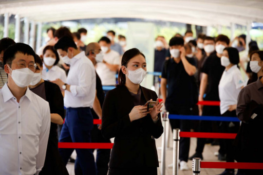 Korea Selatan deteksi dua kasus pertama COVID varian Delta Plus