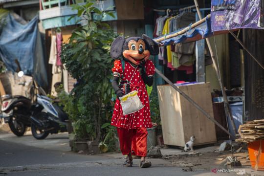 Angka kemiskinan di ibu kota bertambah menjadi 4,72 persen