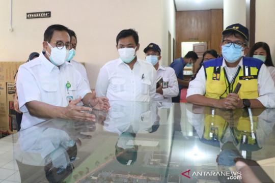 RS darurat di Donohudan mampu tampung 456 pasien
