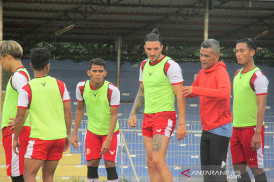 Pelatih Persiraja masih nanti keputusan Presiden klub soal latihan tim