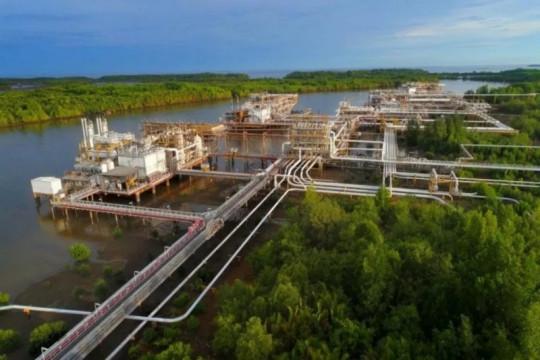 Industri hulu migas sumbang penerimaan negara Rp96,7 triliun