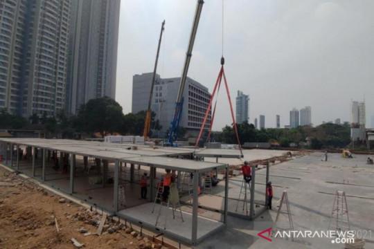 Pertamina bangun rumah sakit darurat di Jakarta Barat