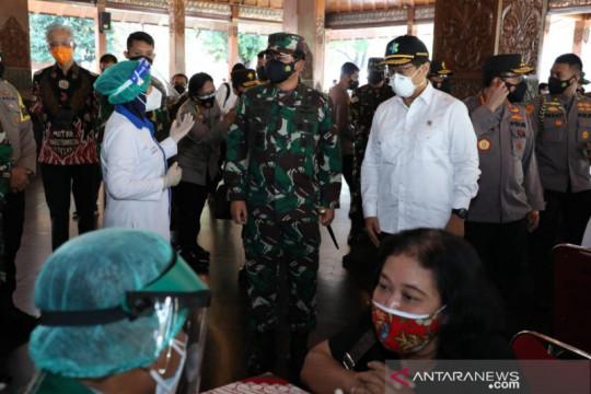 Panglima TNI : Terima kasih masyarakat yang sudah perangi COVID-19