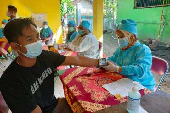 Bantul gencarkan vaksinasi COVID-19 terhadap pedagang pasar rakyat