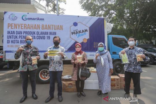 KKP bantu Kota Bogor ikan beku dan ikan olahan