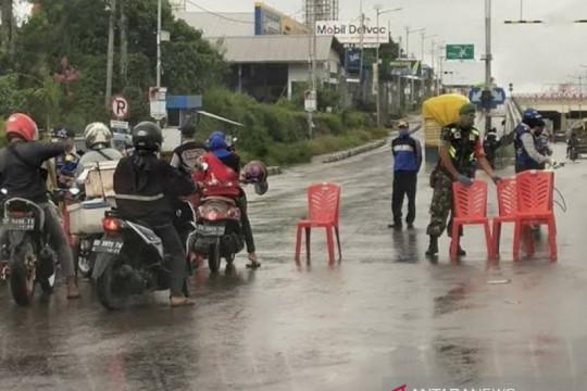 Dishub Makassar sebut mobilitas transportasi alami penurunan