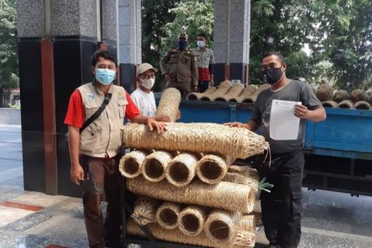 Baznas Jakarta Timur distribusikan bongsang untuk daging kurban