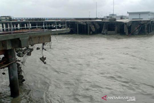 WIKA investigasi ambruknya trestle Pelabuhan Kijing