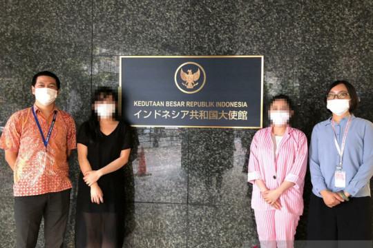Dua WNI kembali ke tanah air usai bebas dari jeratan hukum Jepang