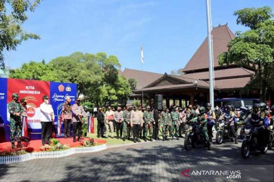 Panglima TNI-Kapolri luncurkan bantuan 30.000 paket sembako di Solo