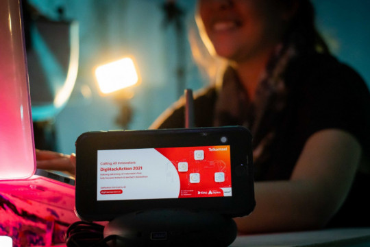 Telkomsel kembangkan talenta digital lewat DIGIHACKACTION