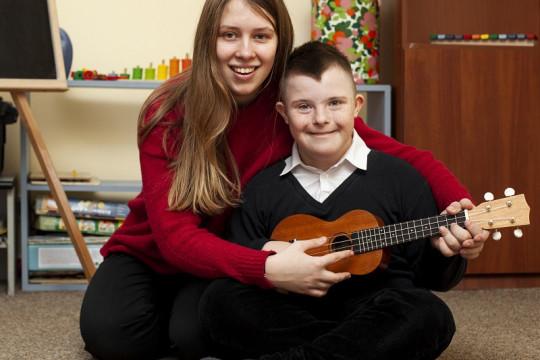 "Keluarga jadi kunci pendidikan karakter anak ""down syndrome"""