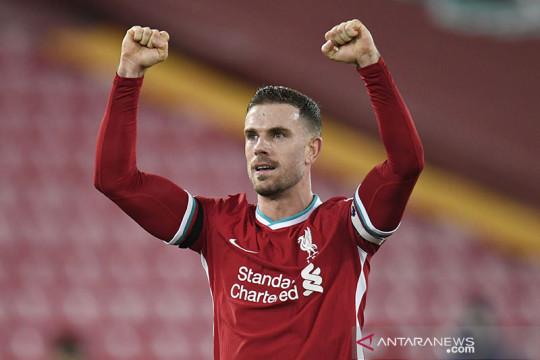 """Liverpool siap berikan kontrak """"seumur hidup"""" pada Jordan Henderson"""